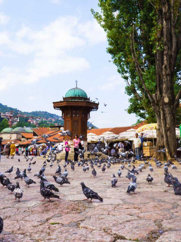 Sarajevo - Bascarsija