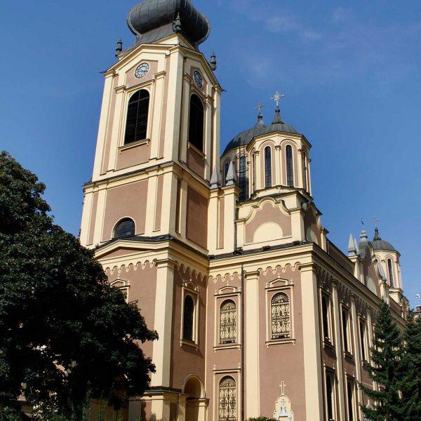 Sarajevo's Orthodox Cathedral