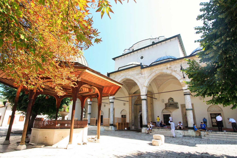 Sarajevo - Gazi Husrev-beg Mosque