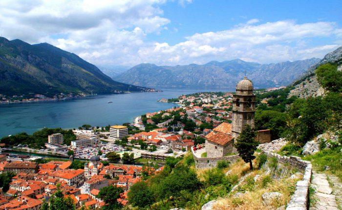 Montenegro - Kotor bay