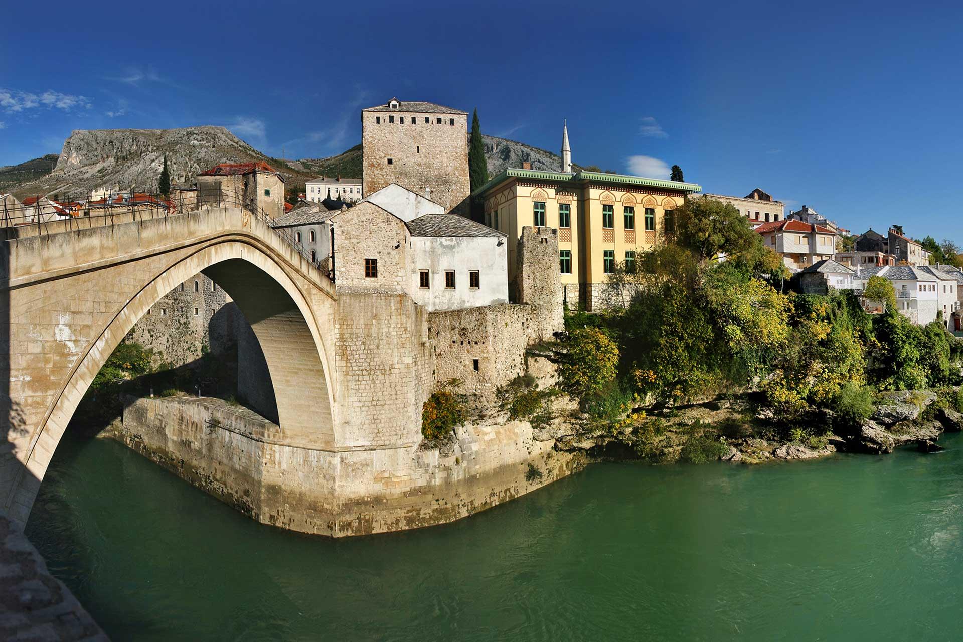 Mostar In War Fortuna Tours Mostar
