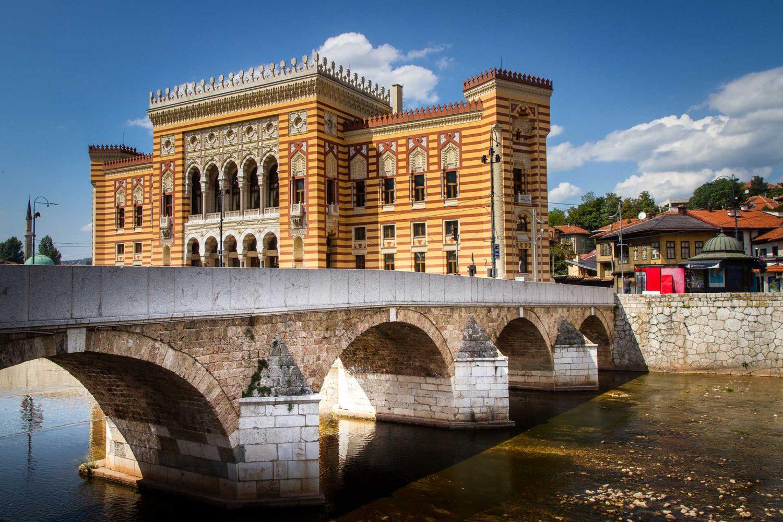 Sarajevo - European Jerusalem