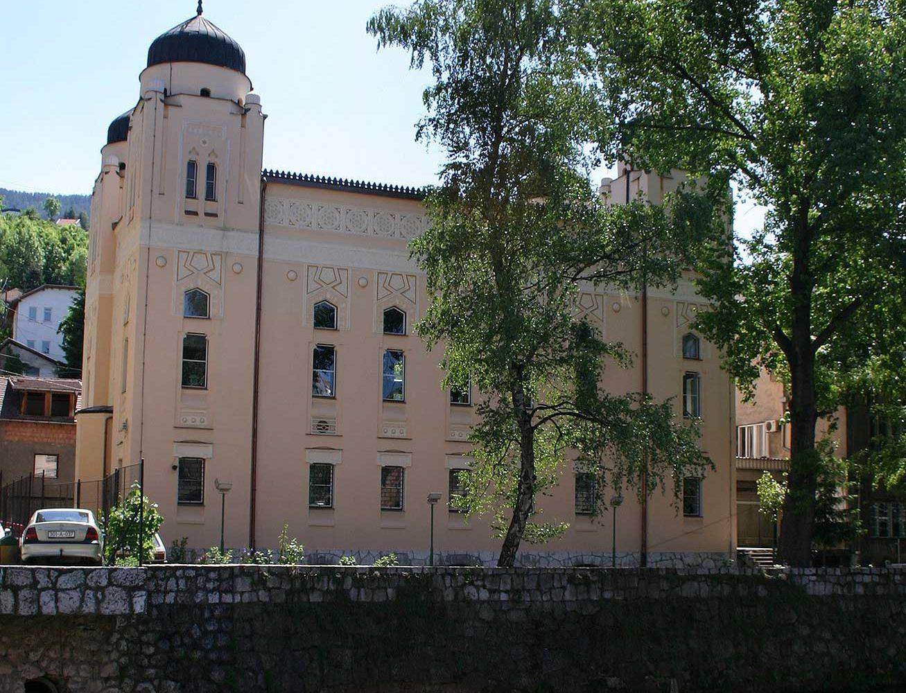 Sarajevo - Jewish Synagogue