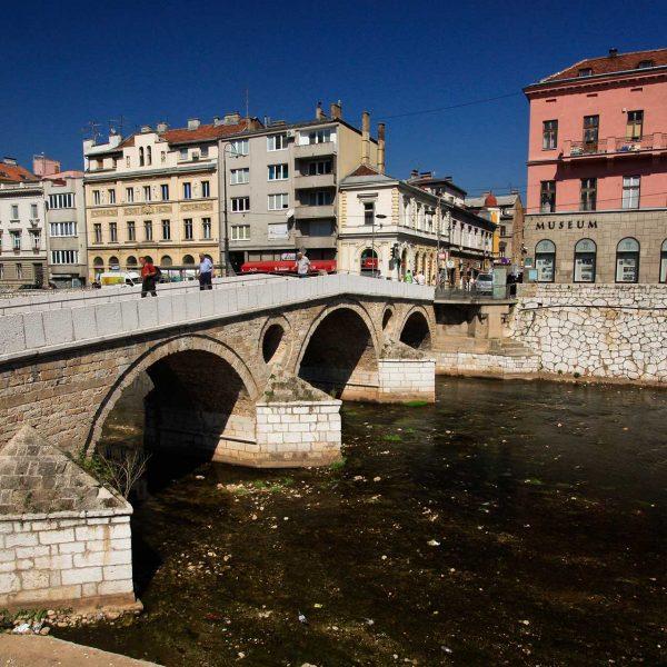 Sarajevo - Latin bridge