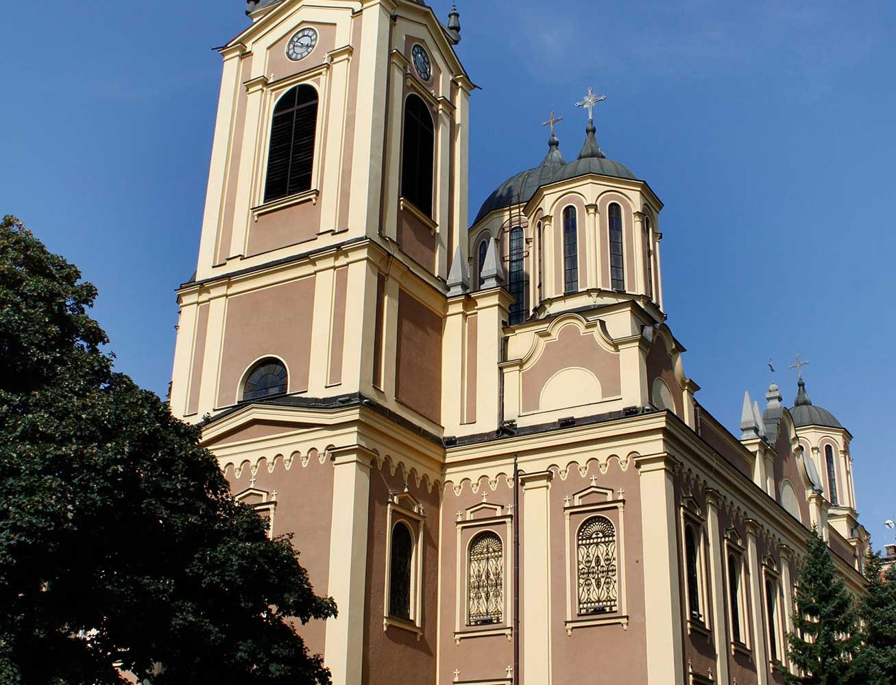 Sarajevo - Orthodox church