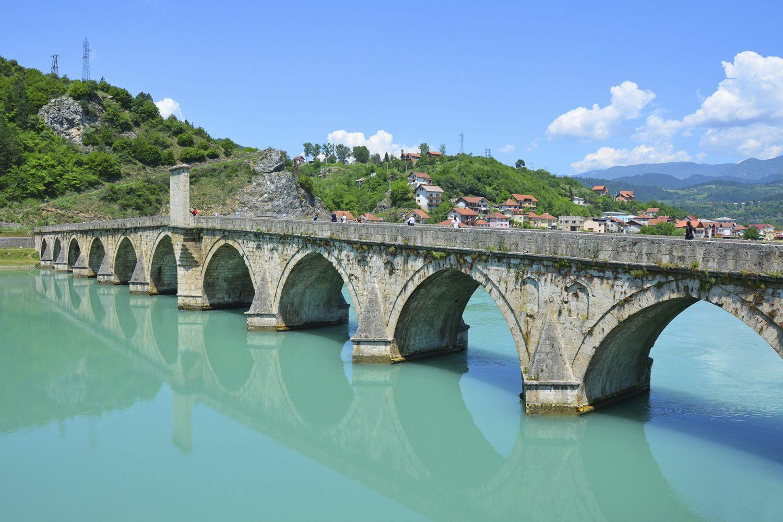 Višegrad - The Mehmed Paša Sokolović Bridge