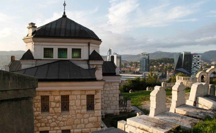 Sarajevo Old Jewish cemetery